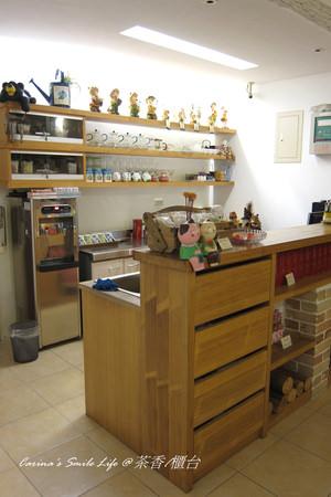 茶香花園/櫃台