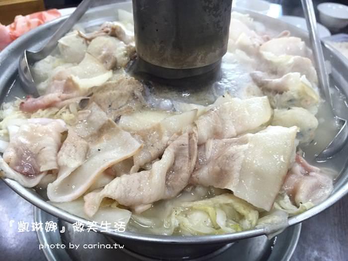 劉家酸菜白肉鍋 20160227_7334