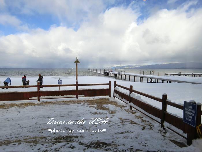 ▌美西自駕美食 ▌太浩湖湖邊餐廳『Beacon Bar & Grill』賞湖邊美景享用午餐