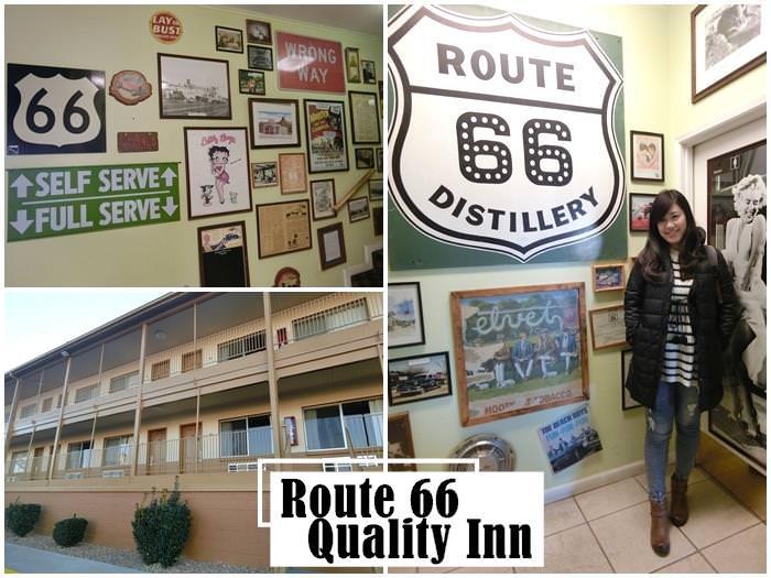 ▌美西自駕住宿 ▌Kingman(金曼)Quality Inn。公路66上含早餐平價住宿