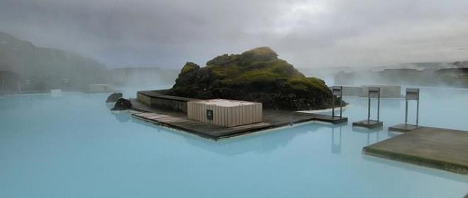 入住冰島夢幻Blue Lagoon Silica Hotel