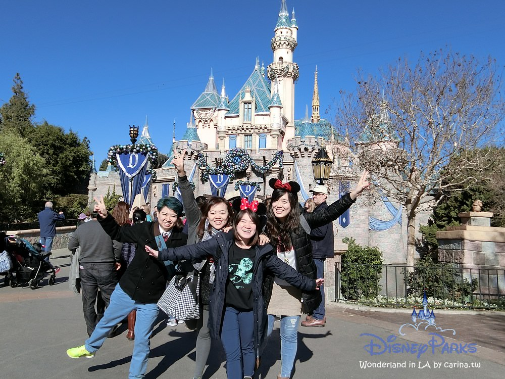 美西自駕景點|玩瘋LA洛杉磯迪士尼樂園。一日征服7項熱門遊樂設施攻略